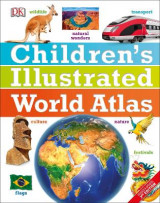 Omslag - Children's Illustrated World Atlas