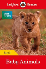 Omslag - BBC Earth: Baby Animals - Ladybird Readers Level 1