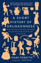 Omslag - A Short History of Drunkenness