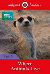 Omslag - BBC Earth: Where Animals Live - Ladybird Readers Level 3