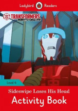 Omslag - Transformers: Title 2 Activity Book - Ladybird Readers Level 4