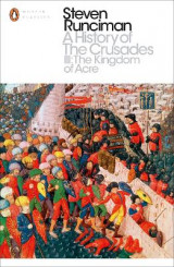 Omslag - A History of the Crusades: The Kingdom of Acre and the Later Crusades III