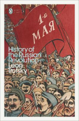 Omslag - The History of the Russian Revolution