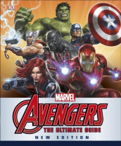 Marvel Avengers av Scott Beatty, Alan Cowsill, Alastair Dougall og Melanie Scott (Innbundet)