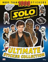Omslag - Solo A Star Wars Story Ultimate Sticker Collection