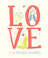 Omslag - Love From Peter Rabbit