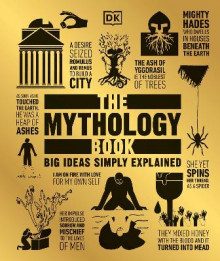 The Mythology Book av DK (Innbundet)