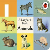 Omslag - A Ladybird Buggy Book: Animals