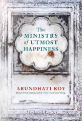 Omslag - The ministry of utmost happiness