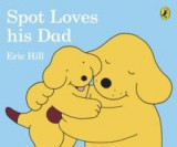Omslag - Spot loves his dad