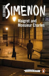 Omslag - Maigret and Monsieur Charles
