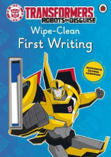 Omslag - Transformers: Robots in Disguise - Wipe-Clean First Writing