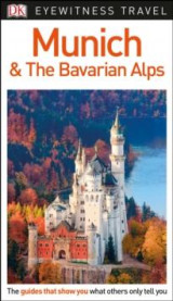 Omslag - Munich & the Bavarian Alps