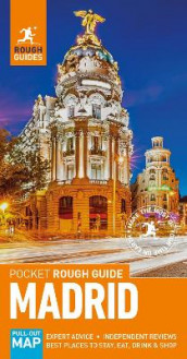 Pocket Rough Guide Madrid (Travel Guide) av Simon Baskett og Rough Guides (Heftet)