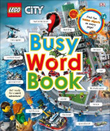 Omslag - LEGO CITY Busy Word Book