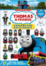 Omslag - Thomas & Friends Character Encyclopedia