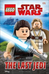 Omslag - LEGO Star Wars The Last Jedi