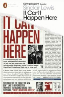 It can't happen here av Sinclair Lewis (Heftet)