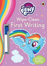Omslag - My Little Pony - Wipe-Clean First Writing