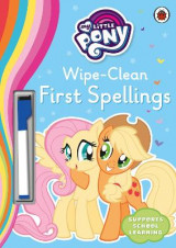 Omslag - My Little Pony - Wipe-Clean First Spellings