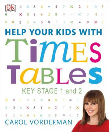 Help Your Kids With Times Tables av Carol Vorderman (Heftet)