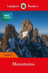 Omslag - BBC Earth: Mountains- Ladybird Readers Level 2