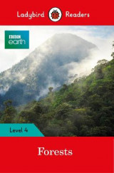 Omslag - BBC Earth: Forests- Ladybird Readers Level 4