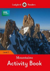 Omslag - BBC Earth: Mountains Activity Book- Ladybird Readers Level 2