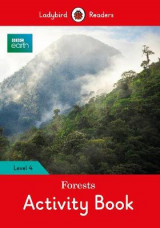Omslag - BBC Earth: Forests Activity Book- Ladybird Readers Level 4