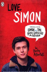 Omslag - Love, Simon