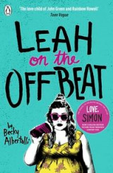 Omslag - Leah on the offbeat