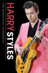 Omslag - Harry Styles Unofficial Biography