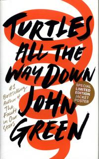 Turtles all the way down av John Green (Innbundet)
