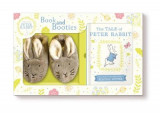 Omslag - Tale of Peter Rabbit Book and First Booties Gift Set