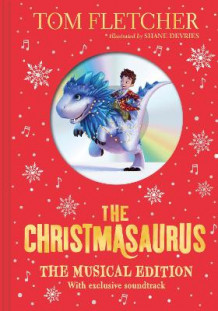 The Christmasaurus av Tom Fletcher (Innbundet)