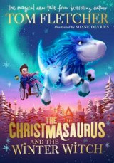Omslag - The Christmasaurus and the Winter Witch