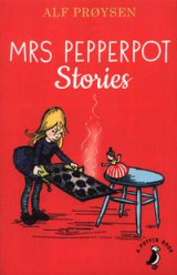 Omslag - Mrs Pepperpot stories