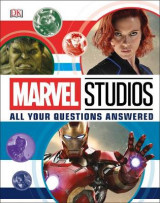 Omslag - Marvel Studios All Your Questions Answered
