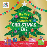 Omslag - The Very Hungry Caterpillar's Christmas Eve