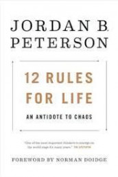12 Rules for Life av Jordan B. Peterson (Innbundet)