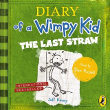 Omslag - The Last Straw (Diary of a Wimpy Kid book 3)