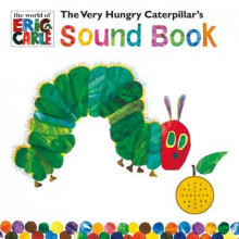 The Very Hungry Caterpillar's Sound Book av Eric Carle (Pappbok)