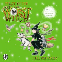 First Prize for the Worst Witch av Jill Murphy (Lydbok-CD)