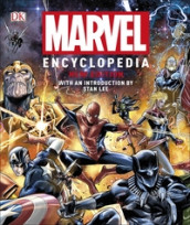 Marvel Encyclopedia New Edition av Adam Bray, DK og Stan Lee (Innbundet)