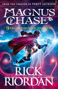 9 from the nine worlds av Rick Riordan (Heftet)