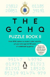 The GCHQ Puzzle Book II av GCHQ (Heftet)
