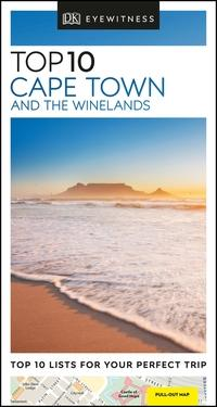 Top 10 Cape Town and the Winelands av Philip Briggs (Heftet)