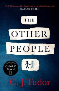 The Other People av C. J. Tudor (Innbundet)