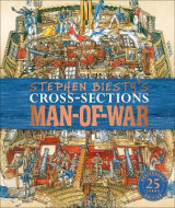 Omslag - Stephen Biesty's Cross-Sections Man-of-War