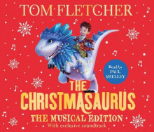 The Christmasaurus av Tom Fletcher (Lydbok-CD)
